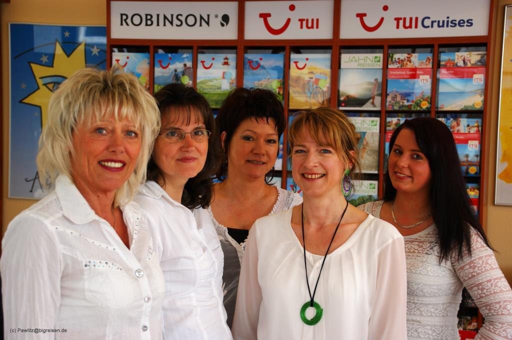 Reisebüro-Experten aus Rostock