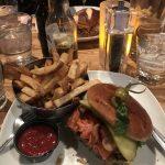 Burgeressen in Kanada