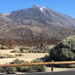 Berg Teide auf Teneriffa