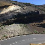 Bergige Landschaft Teneriffa