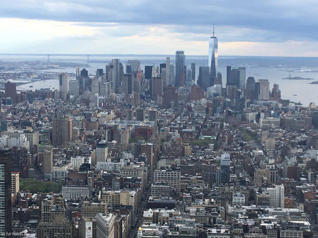 New York im Frühling