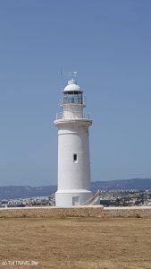 Sommergenuss Zypern Leuchtturm