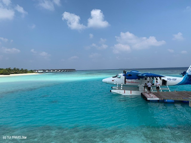 Malerische Malediven
