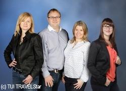 Team TUI TRAVELStar Rathausgalerie
