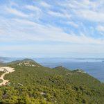 Berge in Kroatien