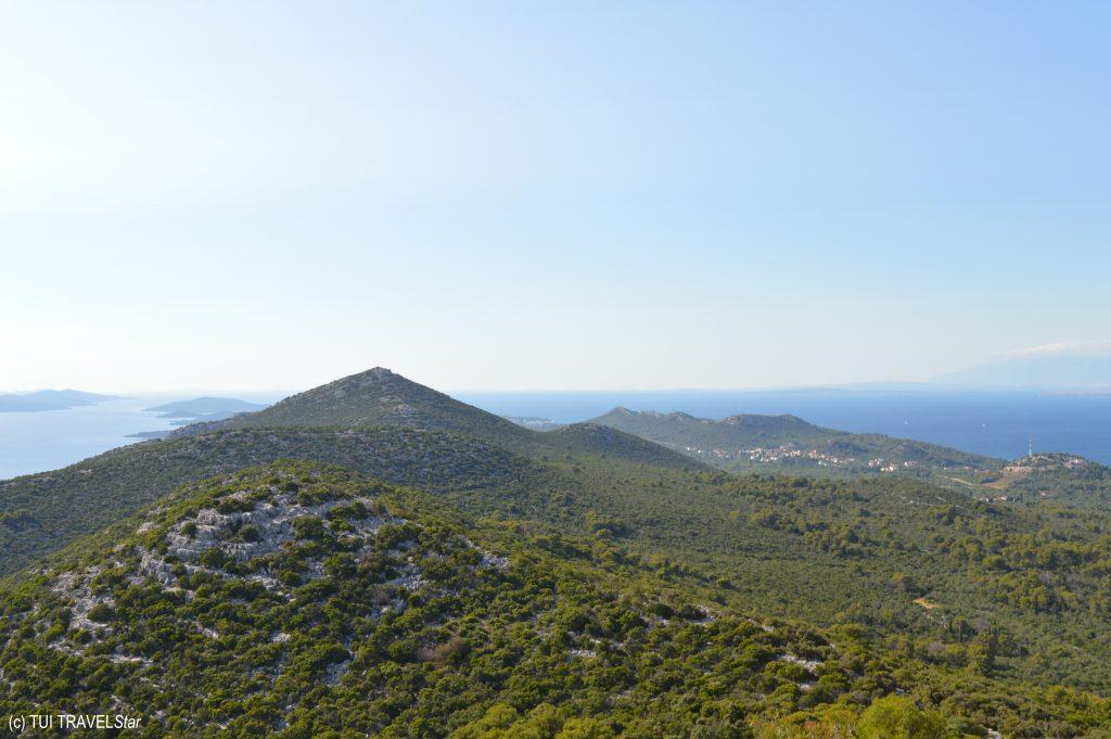 Berge, Buchten und Seeigel - Ein Sommer in Kroatien