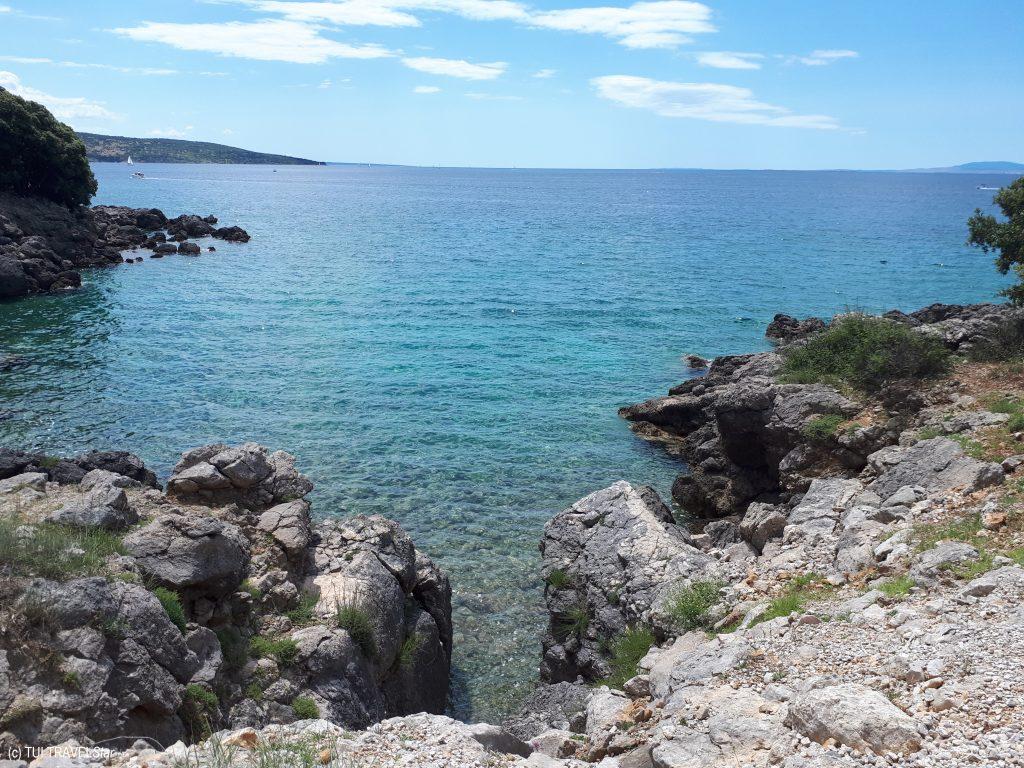 Buchten in Kroatien