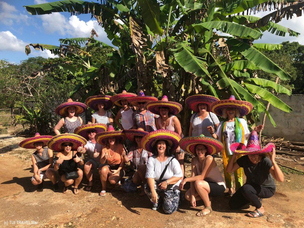 Stippvisite in Yucatan