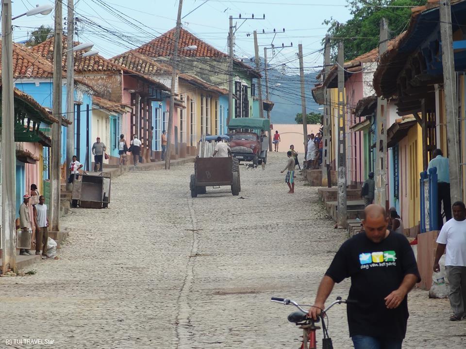 Viva Cuba, viva Trinidad!