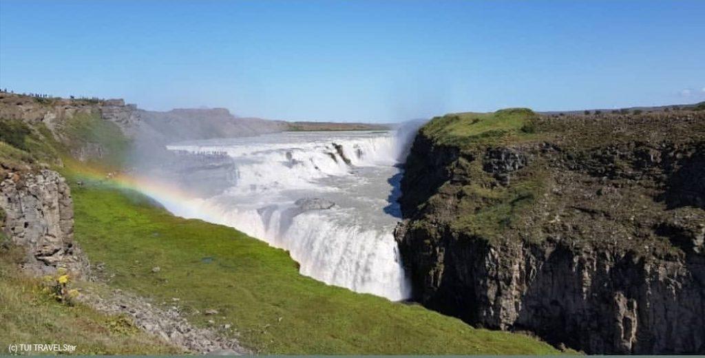 Meeresbrise - Wasserfall
