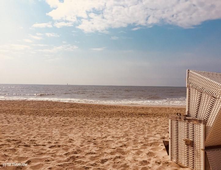 Strandkorb Sylt