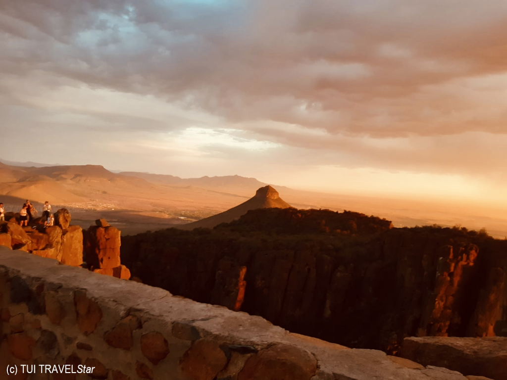Südafrika Wüste