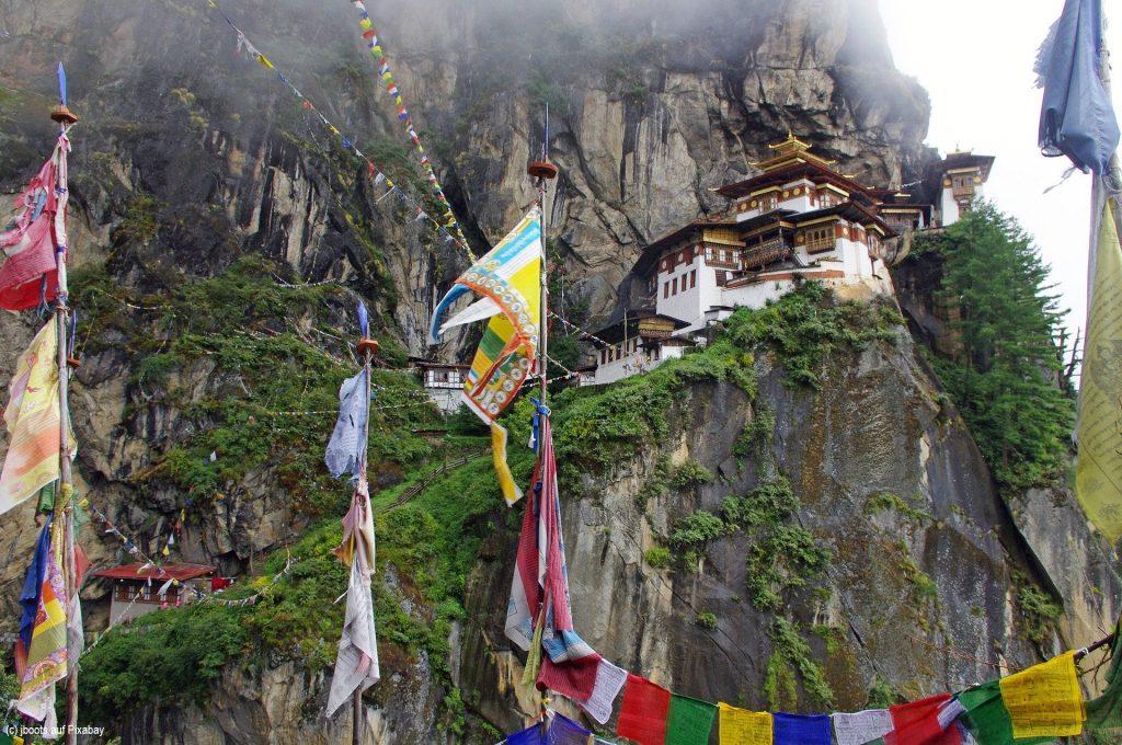 Reiseziele 2020 Bhutan