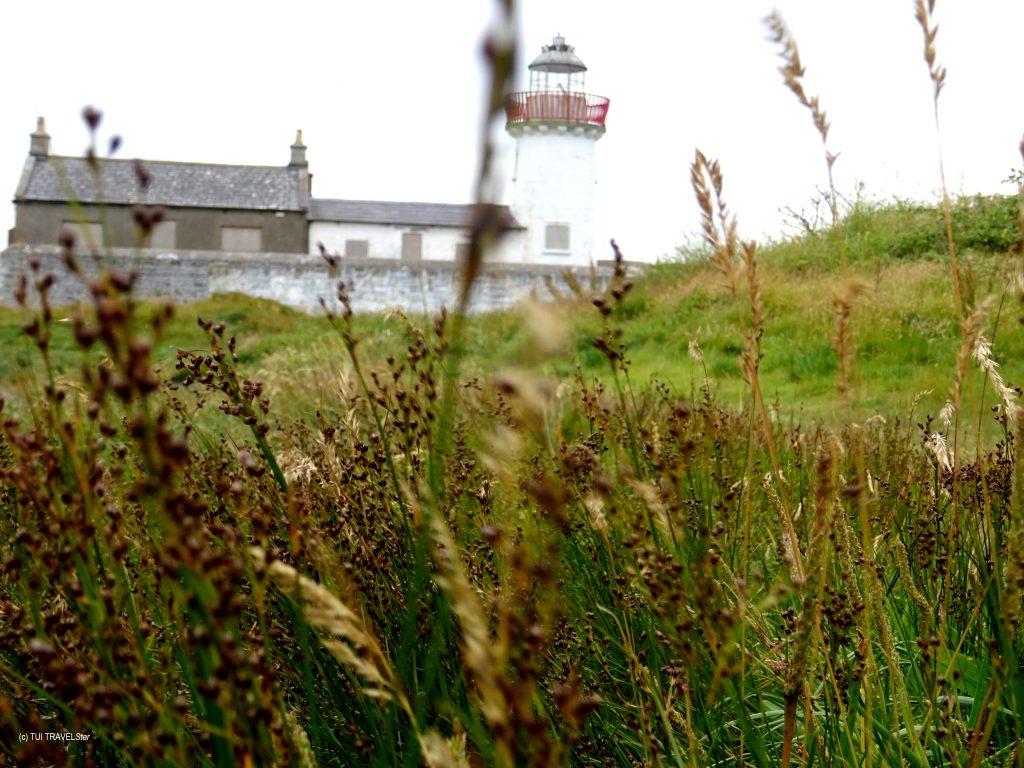 Irland Leuchtturm Galway
