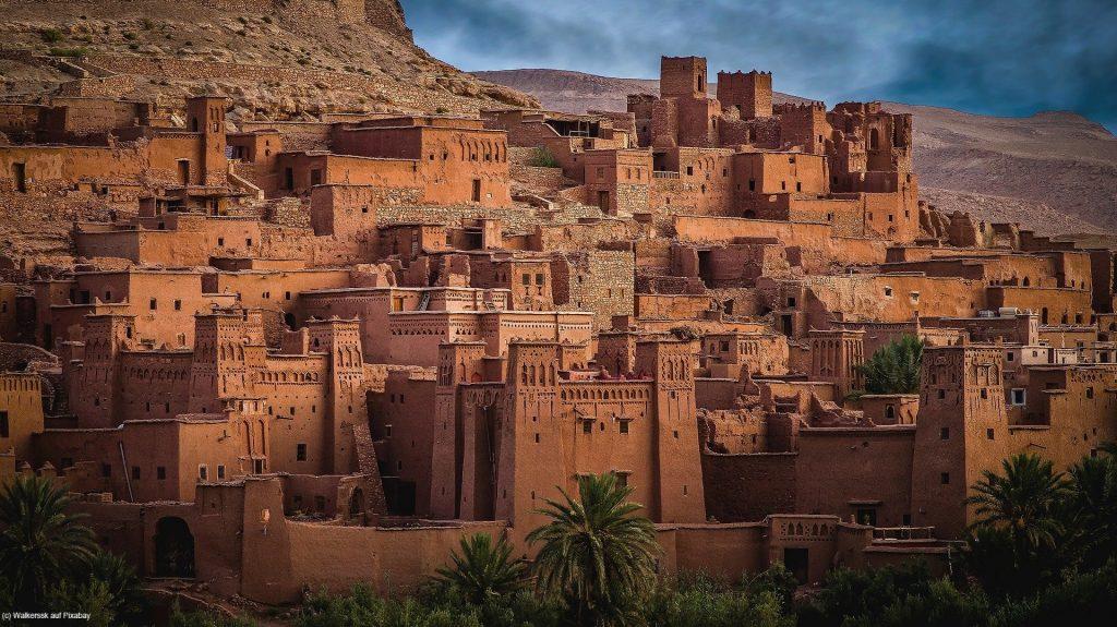 Reiseziele 2020 - Marokko