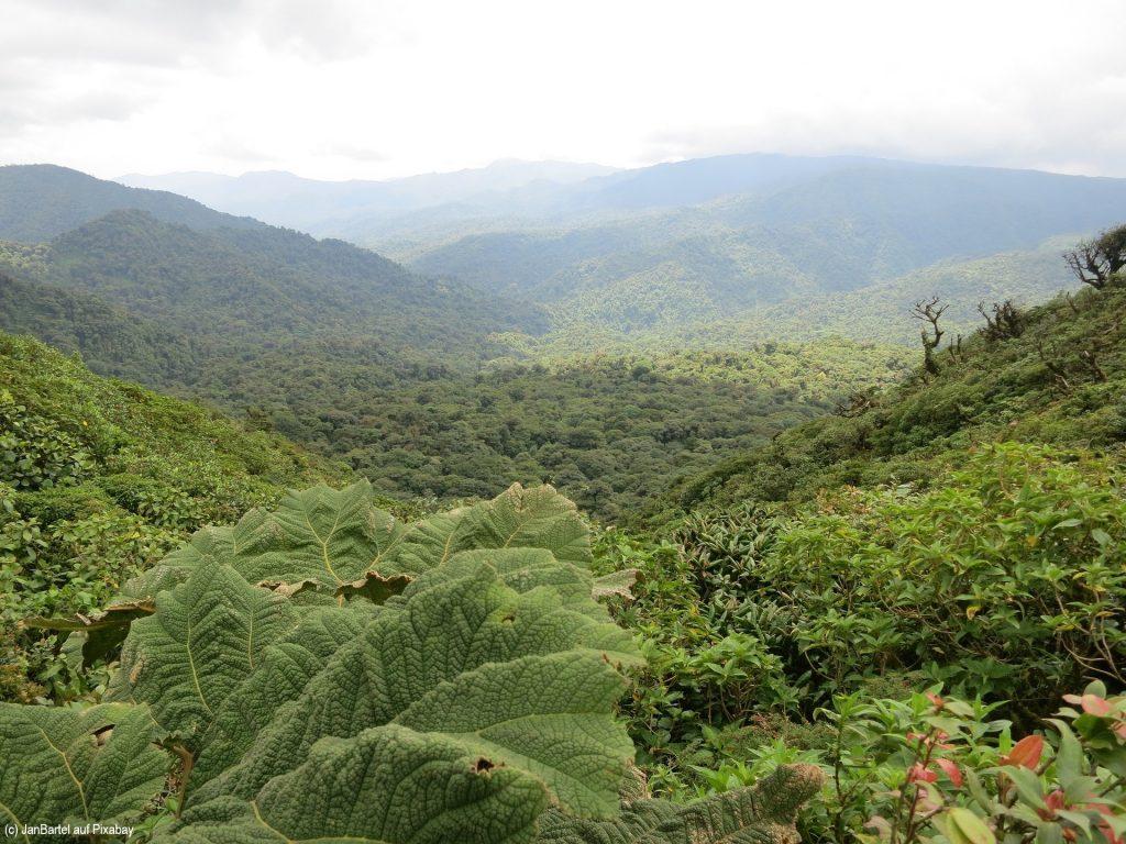 reiseziele 2020 - Costa Rica