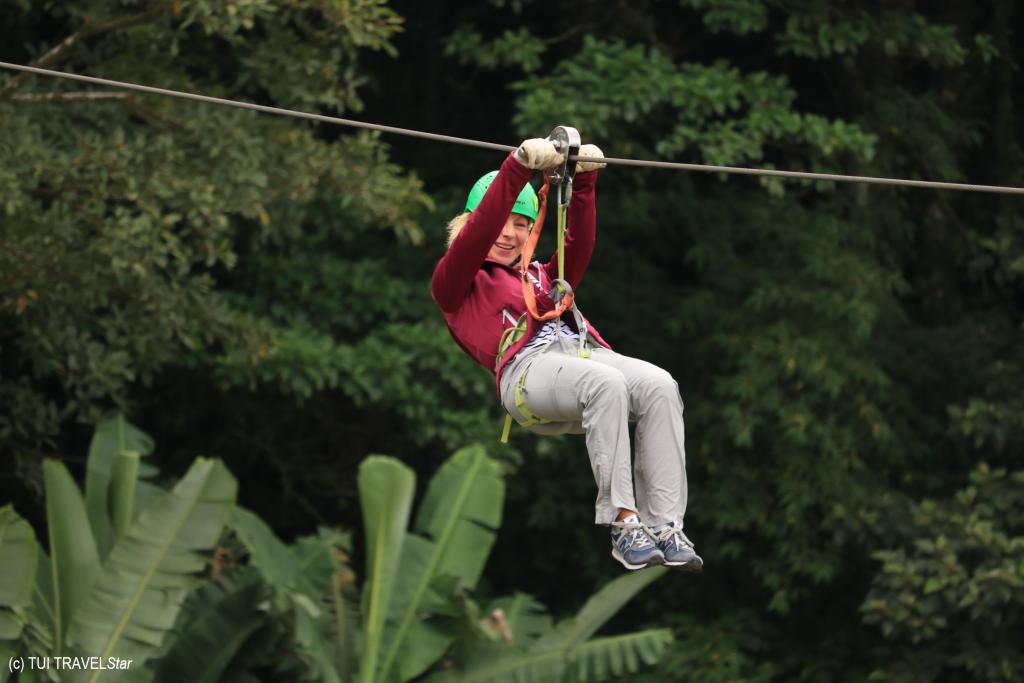 Costa Rica Zipline