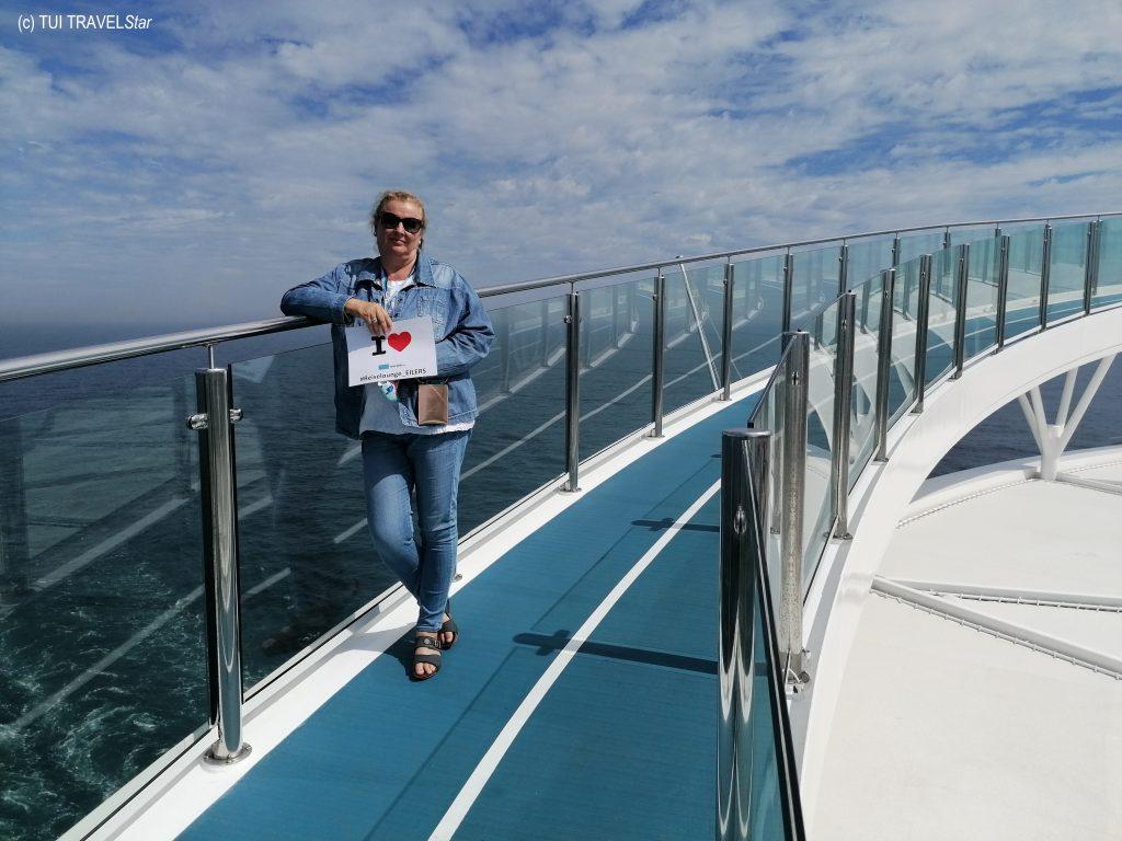 Mein Schiff 2 Bloggerin