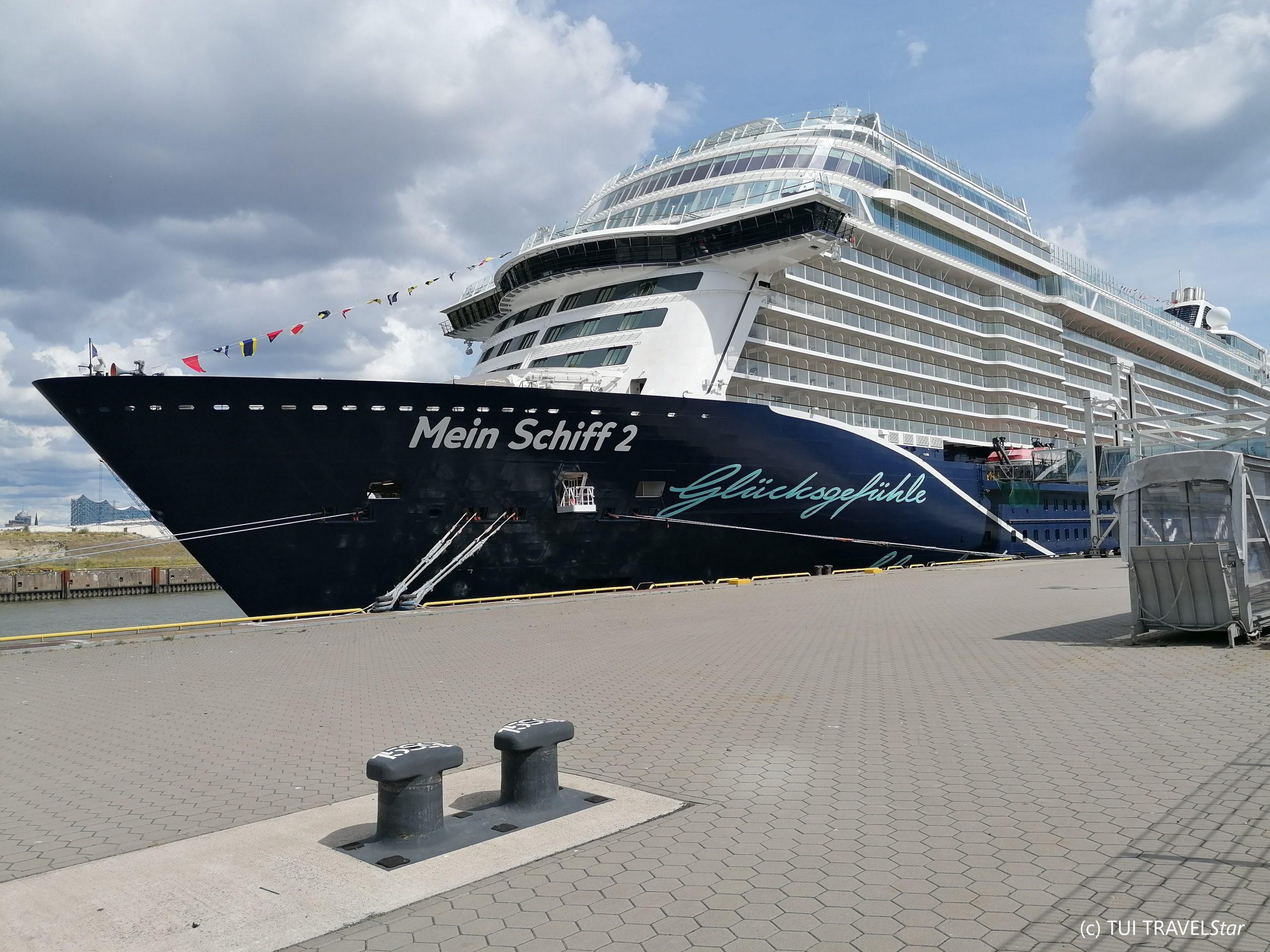 Kreuzfahrt, trotz Corona – Mit der Mein Schiff 2 auf Panoramafahrt von Hamburg nach Oslo