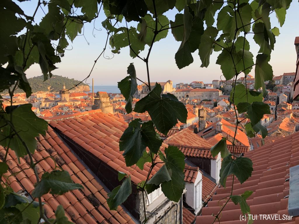 Ausblick Dubrovnik
