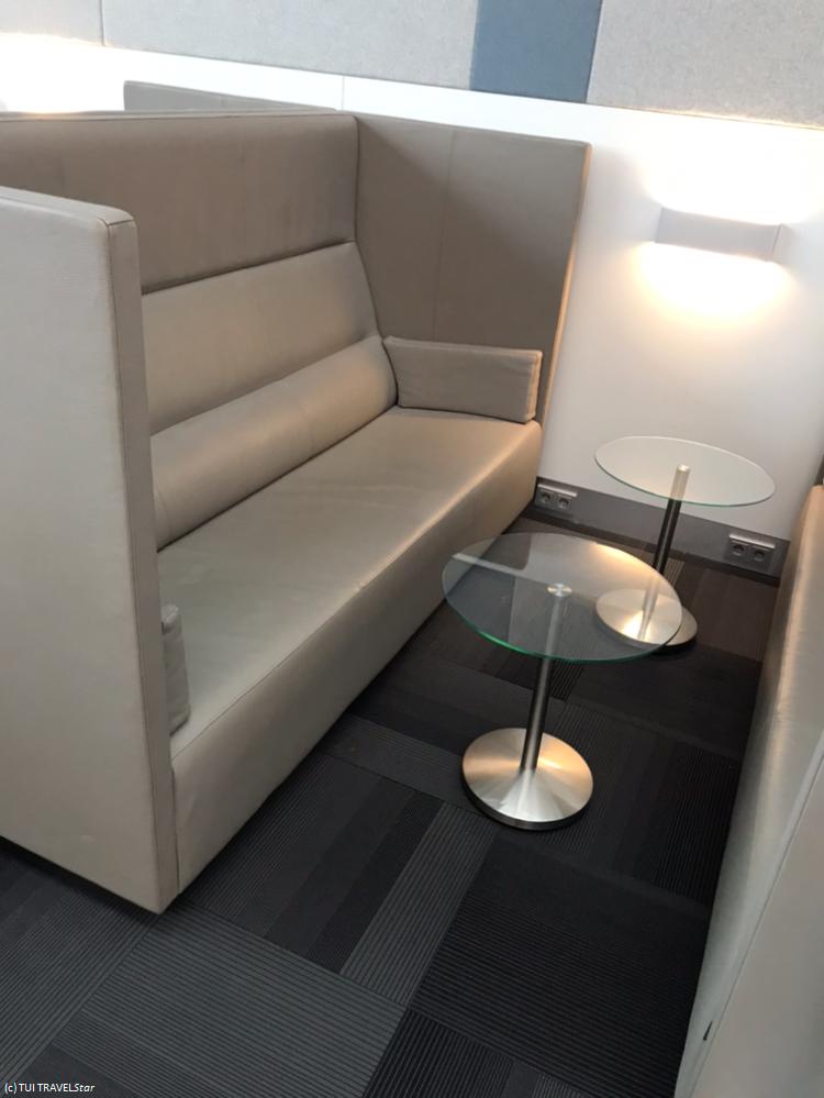 HEX Lounge Inspector – Airport Lounge Hamburg