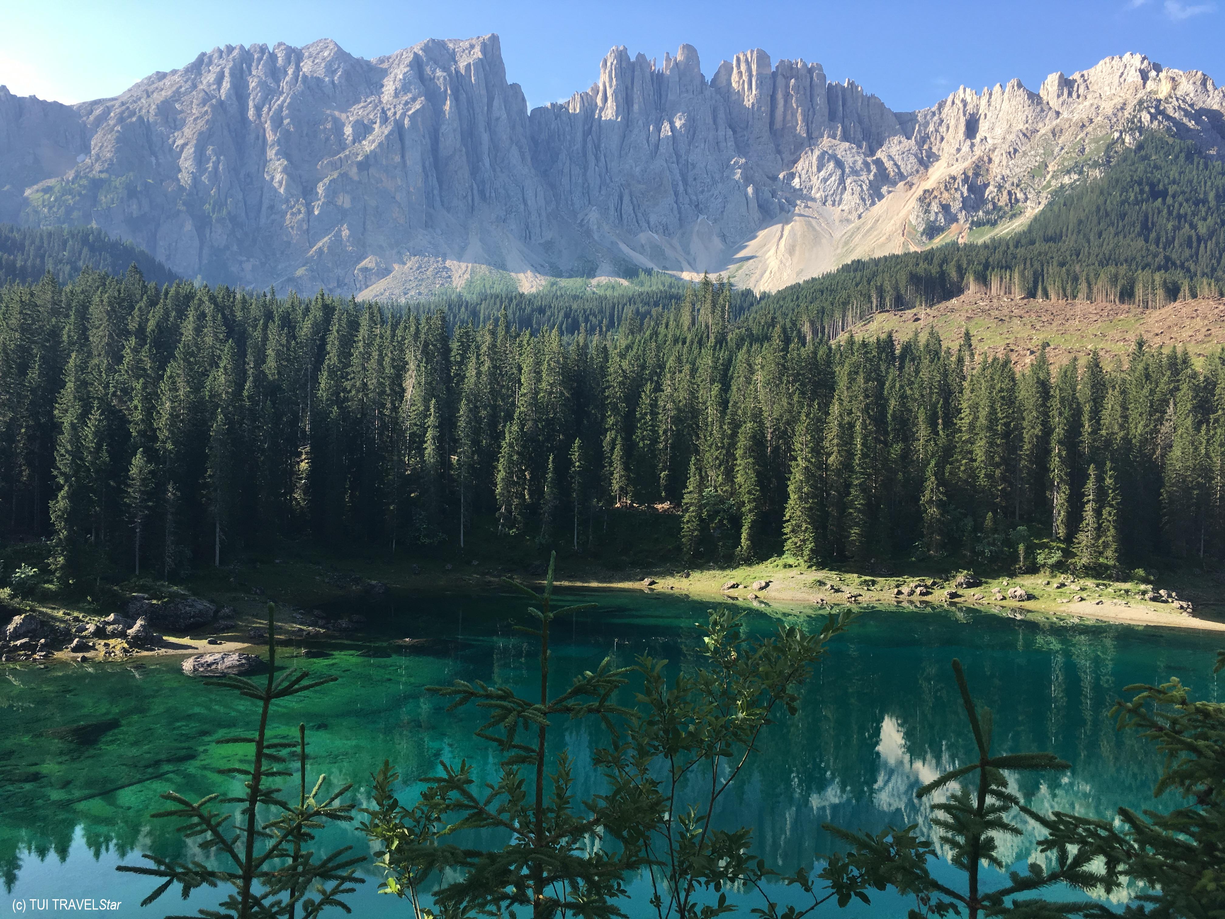 Wandern, Erholen und Genießen in den Dolomiten