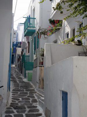 Kykladen Mykonos